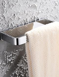HPB®,Håndklædering Krom Vægmonteret 20*8.6cm(7.9*3.4 inch) Messing Moderne