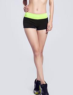 Mulheres Shorts de Corrida Secagem Rápida Respirável Compressão Confortável Shorts largos para Ioga Exercício e Atividade Física Corrida