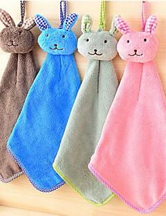 Hånd håndklæde,Reaktivt Print Høj kvalitet 100% Koral Fleece Håndklæde