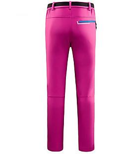 Mulheres Prova-de-Água Térmico/Quente A Prova de Vento Sem Eletricidade Estática Calças Algodão Roupa de Esqui Roupa de Inverno Vestuário
