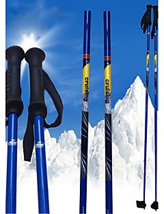 Nordic blau Carbon Skistock .ski Sportartikel / grün