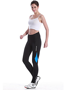 Mysenlan מכנסי רכיבה לנשים אופניים מכנסיים טייץ רכיבה על אופניים תחתיותנושם ייבוש מהיר עמיד אולטרה סגול חדירות גבוהה לאוויר (מעל 15,000