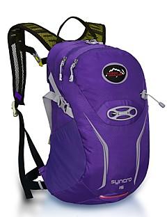 15 L Pyöräily Reppu Backpack Monitoiminen