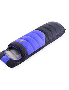 침낭 직사각형 침낭 싱글 -35-25- 오리다운X80 캠핑 야외 따뜨하게 유지