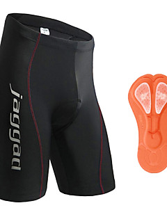 Jaggad Bermudas Acolchoadas Para Ciclismo Homens Mulheres Unisexo Moto Shorts Shorts Acolchoados Meia-calça Calças Secagem Rápida