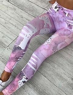 Dames Print Print,Legging