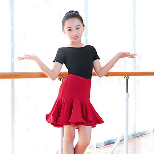 19e47a393dcb0 Buy Latin Dance / Kids' Dancewear Outfits Girls' Performance Milk ...