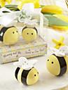 Mami și mine sweet cum se poate Bee ceramice albinelor sare și piper