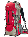 50 L Randonnee pack Escalade Camping & Randonnee Etanche Vestimentaire Multifonctionnel Nylon Maille OSEAGLE