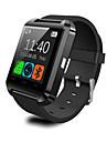 U8 Smartwatch bluetooth svara / kamera meddelande mediakontroll / anti-förlorade för Android / ios smartphone
