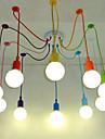 Max 60W Lustre ,  Contemporain Autres Fonctionnalite for Style mini MetalSalle de sejour / Chambre a coucher / Salle a manger / Cuisine /