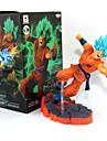Dragon Ball Son Goku PVC 14CM Anime de acțiune Figurile Model de Jucarii păpușă de jucărie