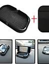 Ziqiao voiture tableau de bord sticky pad mat anti antiderapant gadget telephone portable gps titulaire accessoires interieurs accessoires