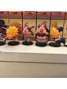 Anime de acțiune Figurile Inspirat de Dragon Ball Goku PVC 8 CM Model de Jucarii păpușă de jucărie