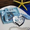 hesapli Pratik Hediyelikler-Düğün / Çeyiz Görme Paslanmaz Çelik Kitap Ayraçları ve Mektup Açacakları Kelebek Teması