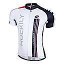 baratos Camisas & Shorts/Calças de Ciclismo-Nuckily Homens Manga Curta Camisa para Ciclismo Moto Camisa / Roupas Para Esporte, Secagem Rápida, Respirável