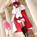 preiswerte Anime-Kostüme-Inspiriert von Blue Exorcist Mephisto Pheles Anime Cosplay Kostüme Cosplay Kostüme Langarm Mantel Hemd Umhang Hut Unterhose Für Herrn
