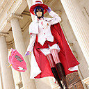 abordables Disfraces de Anime-Inspirado por Ao no Exorcist Mephisto Pheles Animé Disfraces de cosplay Trajes Cosplay Manga Larga Chaqueta Camisas Capa Sombrero