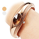 cheap Clutches & Evening Bags-Women's Bracelet Watch Casual Watch Alloy Band Casual / Bangle / Fashion Silver / Bronze