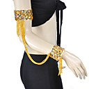 cheap Dance Accessories-Dance Accessories Stage Props Women's Training Polyester Tassel / Belly Dance / Performance