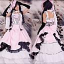 halpa Anime-peruukit-Innoittamana Black Butler Ciel Phantomhive Anime Cosplay-asut Cosplay Puvut Patchwork Hihaton Leninki Kynsi Hat Käyttötarkoitus Miehet