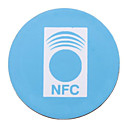cheap Access Control and Time & Attendance Systems-RFID Sticker NFC tag with Back Glue(10 Pcs)