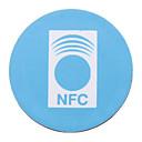 tanie Systemy kontroli dostępu i rejestracji czasu pracy-Rfid naklejka nfc tag z kleistą tylną (10 szt)