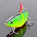 preiswerte Plätzchen-Werkzeuge-1 Stück Harte Fischköder kleiner Fisch Angelköder kleiner Fisch Harte Fischköder Fester Kunststoff Seefischerei Fischen im Süßwasser