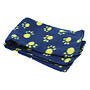 cheap Dog Grooming Supplies-Cat Dog Towel Cleaning Pet Blankets Cartoon Soft Rainbow For Pets