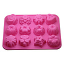 cheap Bakeware-Bakeware tools Silicone Eco-friendly / 3D For Cake / For Cookie / For Pie Mold 1pc