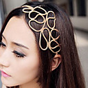 cheap Bracelets-Women's Elegant Fabric / Alloy Headband Flower / Headbands / Hair Jewelry / Headbands