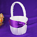 cheap Bakeware-Bowknot / Ribbons Satin Flower Basket Classic Theme