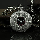 cheap Movie & TV Theme Costumes-Men's Pocket Watch Casual Watch Alloy Band Vintage Black / SSUO 377