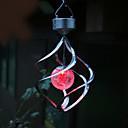 baratos Luzes LED de Dois Pinos-1pç Solar Decorativa Iluminação
