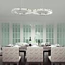 abordables Sandalias de Mujer-SL® Lámparas Colgantes Luz Ambiente Cromo Metal Cristal 110-120V / 220-240V Fuente de luz LED incluida / LED Integrado