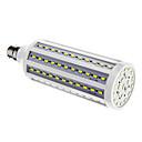 baratos Lâmpadas de LED-Lâmpadas Espiga B22 25W 2000 LM 6000-7000 K Branco Frio 132 SMD 5730 AC 220-240 V T