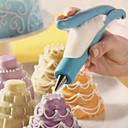 baratos Escrita-Ferramentas bakeware Aço Inoxidável / Plástico Amiga-do-Ambiente Bolo / Torta / Chocolate Ferramenta de decoração 1pç