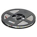 baratos Faixas de Luzes LED-JIAWEN 5m Faixas de Luzes LED Flexíveis 300 LEDs 5630 SMD Branco Impermeável / Adequado Para Veículos / Auto-Adesivo 12 V 1pç