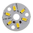 preiswerte LED Doppelsteckerlichter-SMD 5730 250-300 lm 12 V LED Chip Aluminium 3 W
