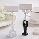 cheap Place Cards & Holders-Resin / Iron Place Card Holders Standing Style PVC Bag 1 pcs