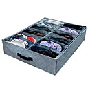 cheap Clothing Storage-Carbon Fiber Oval Open Home Organization, 1pc Storage Boxes