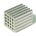 cheap Building Blocks-200 pcs 3*1mm Magnet Toy Building Blocks Puzzle Cube Neodymium Magnet Magnet DIY Kid's / Adults' Boys' Girls' Toy Gift