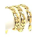 preiswerte Armbänder-Unisex Ketten - vergoldet Retro Gold Modische Halsketten Für Party
