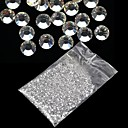 cheap Nail Glitter-20000 pcs Rhinestones / Nail Jewelry / Decoration Kits Fashion Lovely Daily Nail Art Design