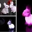 ieftine Lumini Novelty-1 buc LED-uri de lumină de noapte Baterie Rezistent la apă