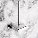 cheap Toilet Brush Holder-Toilet Brush Holder High Quality Contemporary Stainless Steel Ceramic 1 pc - Hotel bath