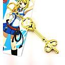 ieftine Accesorii Anime Cosplay-Bijuterii Inspirat de Basme Cosplay Anime Accesorii Cosplay Coliere Aliaj Pentru femei fierbinte