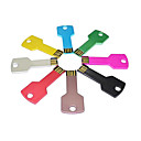 preiswerte USB Speicherkarten-16GB USB-Stick USB-Festplatte USB 2.0 Kunststoff Kompakte Größe Kappenlos