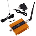 cheap Mobile Signal Boosters-LCD GSM 900Mhz Mobile Phone Signal Booster Amplifier + Antenna Kit