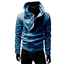 cheap Tattoo Transfers & Supplies-Men's Active Hoodie & Sweatshirt - Solid Colored, Stylish
